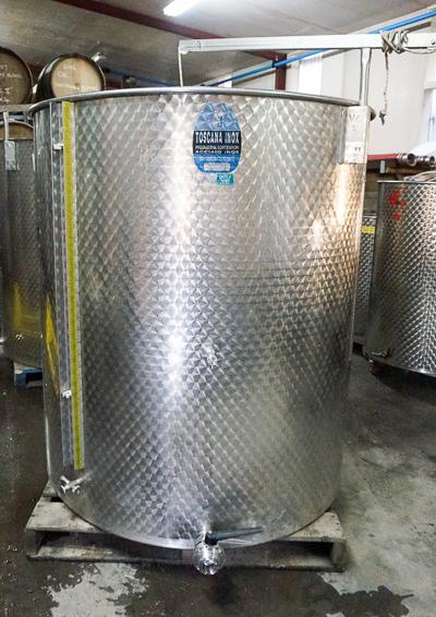Variable Capacity Tank (2,000 L)