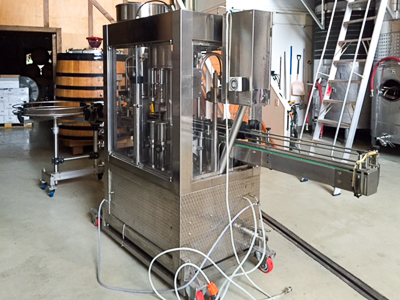 GAI Bottling Machine Model 1201