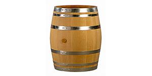 burgundy barrels