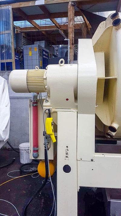 Fully Refurbished Pneumatic Press