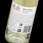 Toi Toi Marlborough Sauvignon Blanc Lifestyle Back Label
