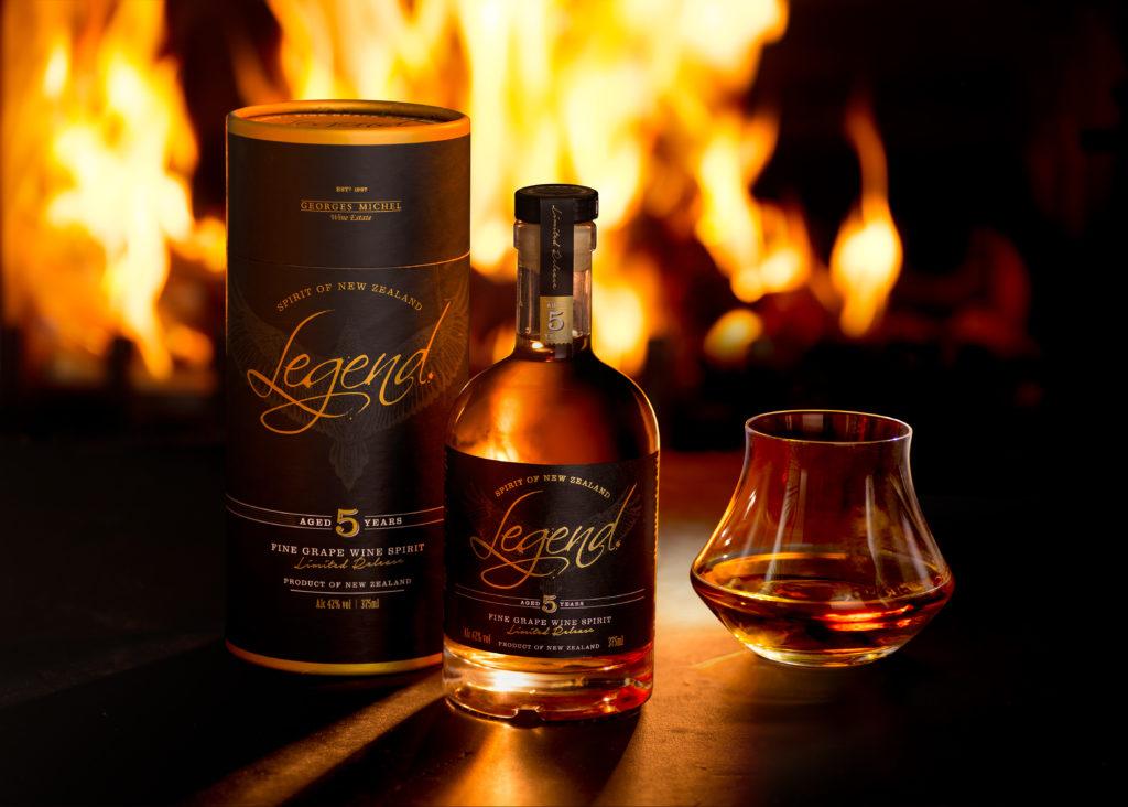 Legend Fine Grape Wine Spirit Fireside