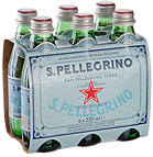 San Pellegrino Sparkling Natural Mineral Water 250ml