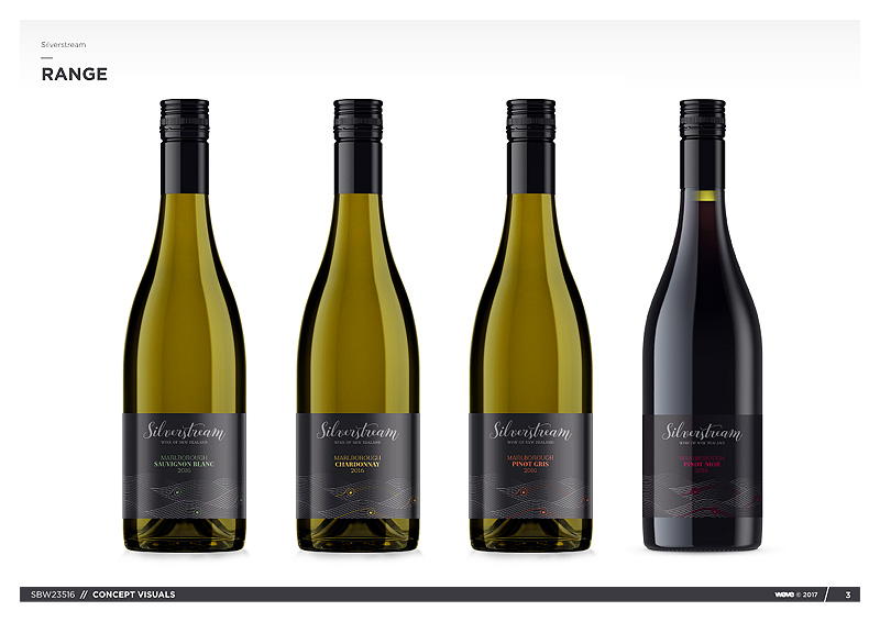 BRANDS: Silverstream Wines
