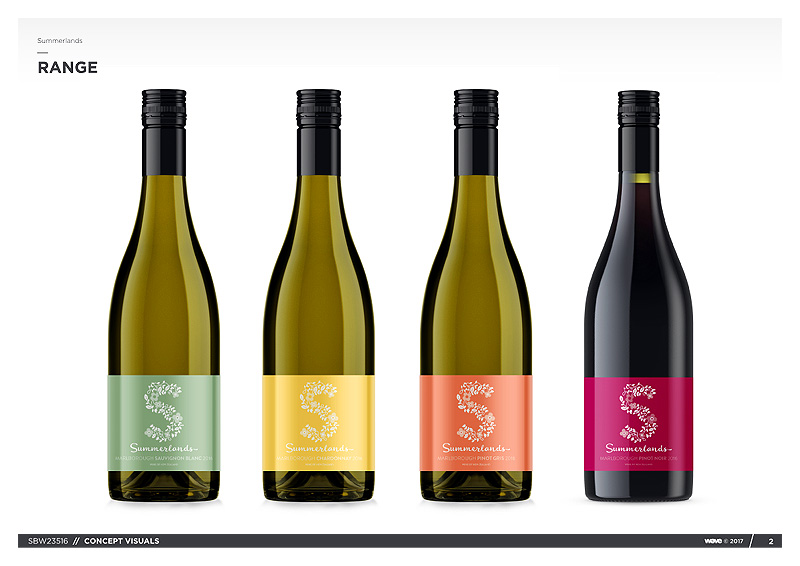 BRANDS: Summerlands New Zealand Wines