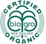 Biogro Organic