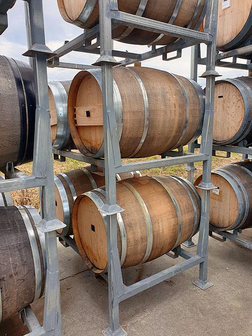 EXP Barrel Racks